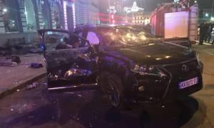 Ουκρανία: Αυξήθηκε ο αριθμός των θυμάτων του φρικτού δυστυχήματος στο Χάρκοβο (pics+vids)