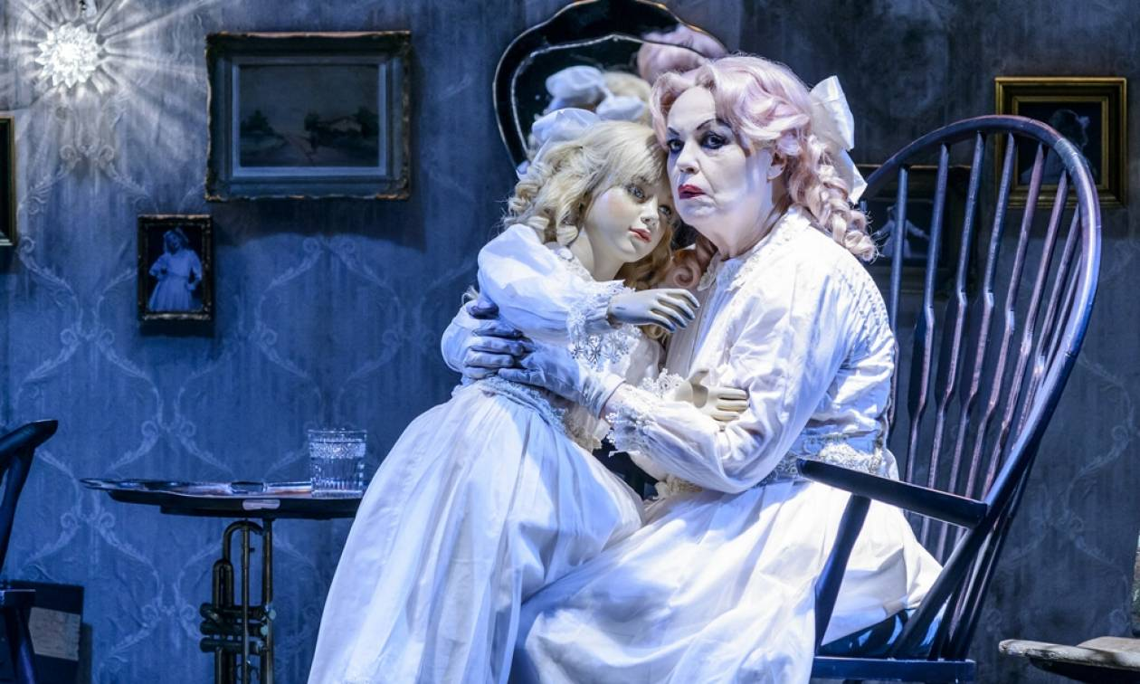 Τι απέγινε η Μπέημπι Τζέην;, για 2η χρονιά στο Θέατρο Σφενδόνη