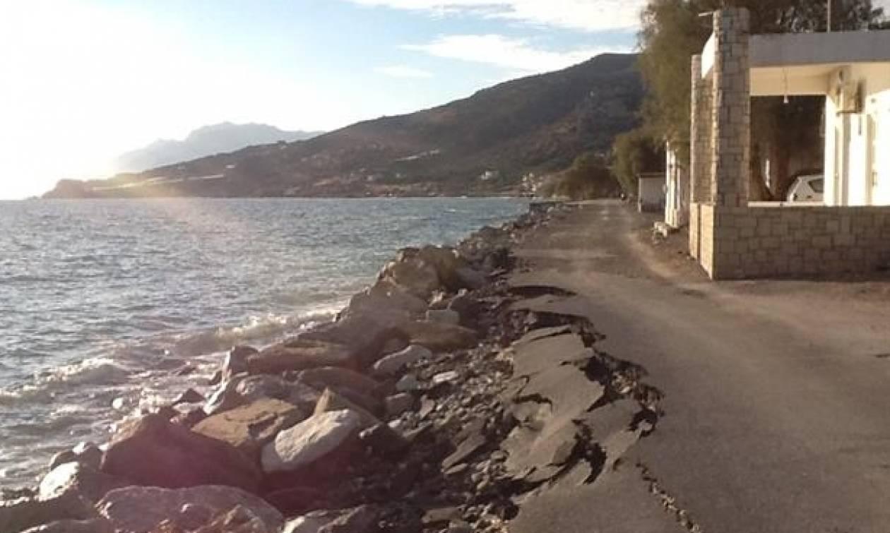 Τρόμος από τη διάβρωση των ακτών στην Κρήτη - Τί φοβούνται οι επιστήμονες;