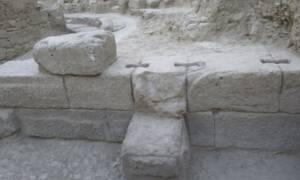 Απίστευτη ανακάλυψη: Στο φως τμήμα θεάτρου της αρχαίας Θουρίας στη Μεσσηνία (pics)