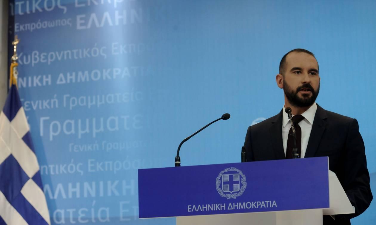 Επιμένει ο Τζανακόπουλος: Δεν θα υπάρξουν νέα μέτρα - Η τρίτη αξιολόγηση θα κλείσει έγκαιρα