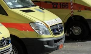 Τραγωδία στη Λαμία: Κατέβηκε από το αυτοκίνητο και πέθανε στο πεζοδρόμιο (pics)