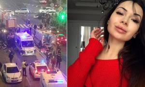 Ουκρανία: Αυτή είναι 20χρονη κόρη ολιγάρχη που θέρισε το πλήθος με το υπερπολυτελές αμάξι της