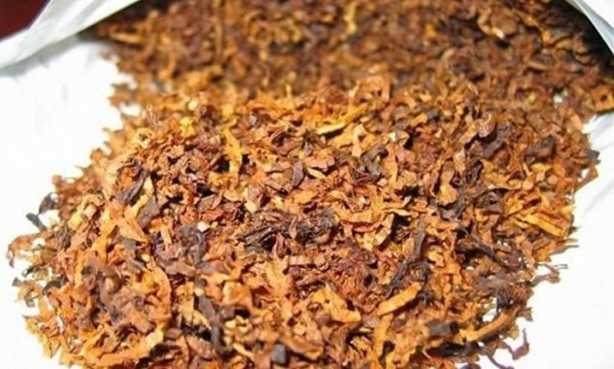 Αγρίνιο: Η αστυνομία βρήκε περισσότερα από 160 κιλά λαθραίου καπνού