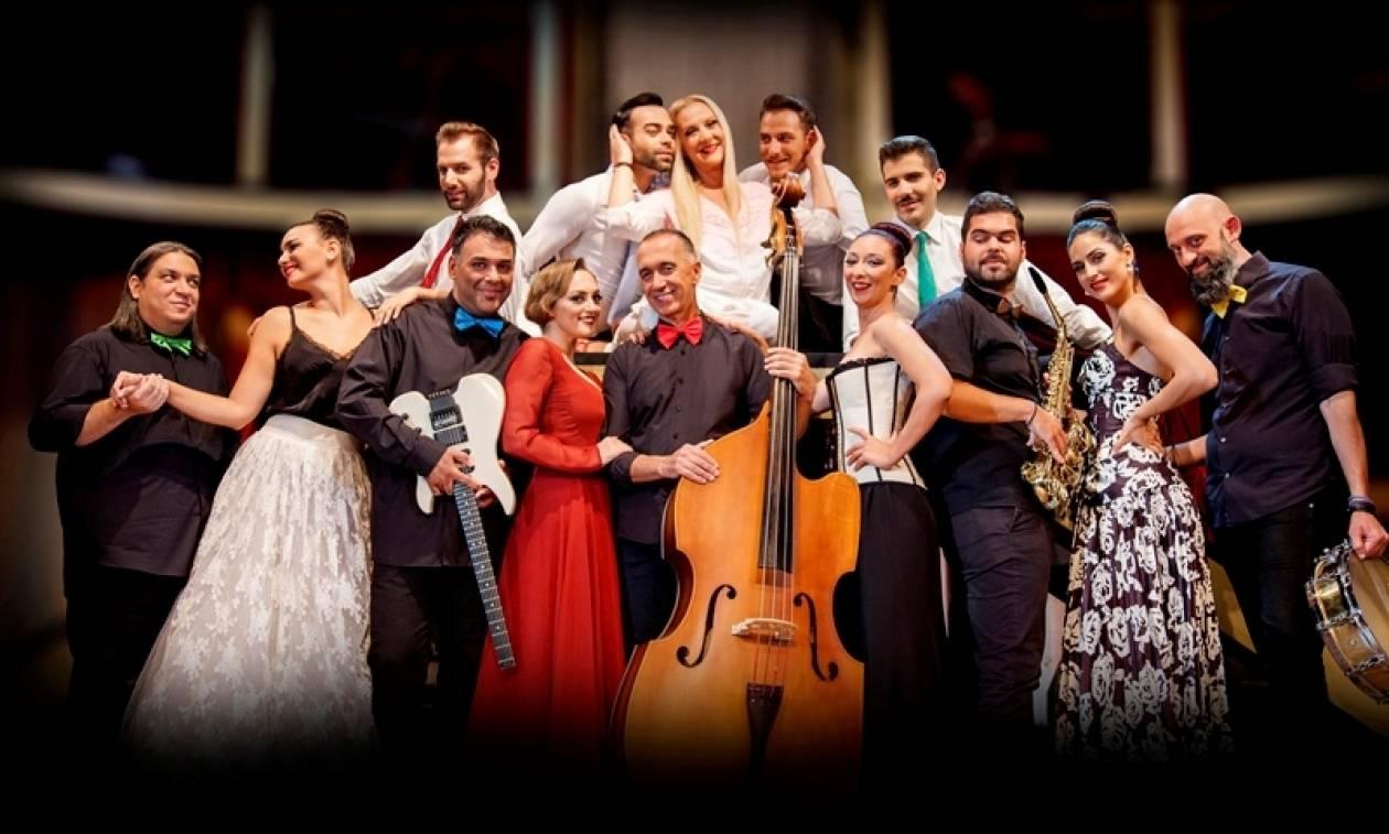 Το θέατρο «ΑΚΑΔΗΜΟΣ» παρουσιάζει την θεατρική μουσική υπερπαραγωγή «ΤΟ SHOW»