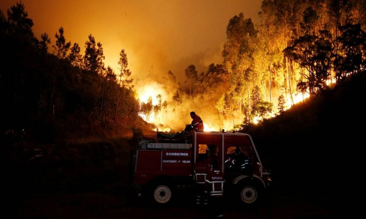 Πορτογαλία: Τους 43 έφτασαν οι νεκροί από τις καταστροφικές πυρκαγιές
