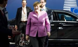 Σύνοδος Κορυφής: Πιέζει η Μέρκελ για μείωση της προενταξιακής χρηματοδότησης της Τουρκίας