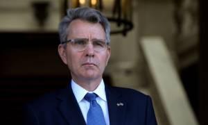 Πάιατ: Ο Ντόναλντ Τραμπ έστειλε ισχυρό μήνυμα στήριξης στην Ελλάδα