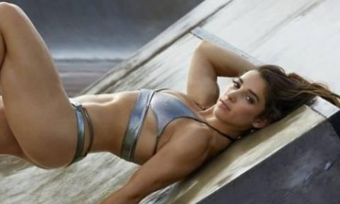 Η πιο hot αθλήτρια του 2017 σε έξαλλες πόζες