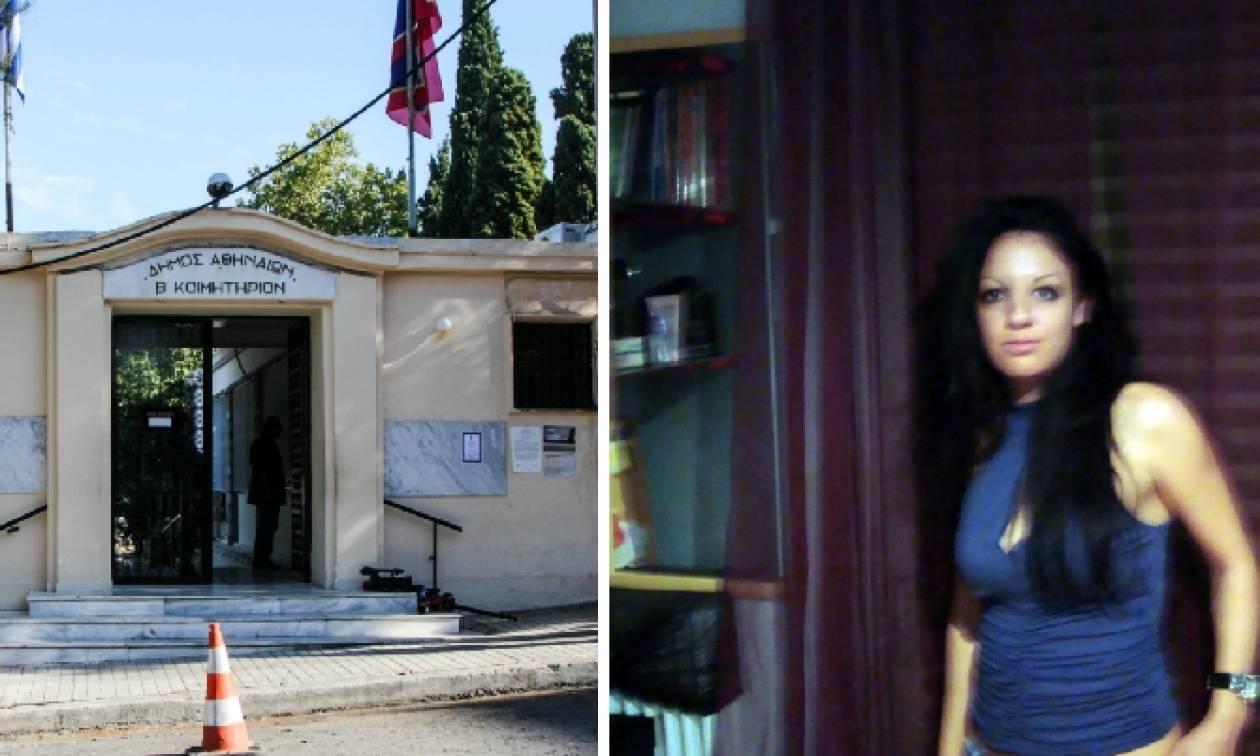 Δολοφονία Πατήσια: Οργή και πόνος στην κηδεία της 32χρονης Δώρας