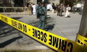 Καμπούλ: Βομβιστής αυτοκτονίας αιματοκύλισε σιιτικό τέμενος - Τουλάχιστον 30 νεκροί