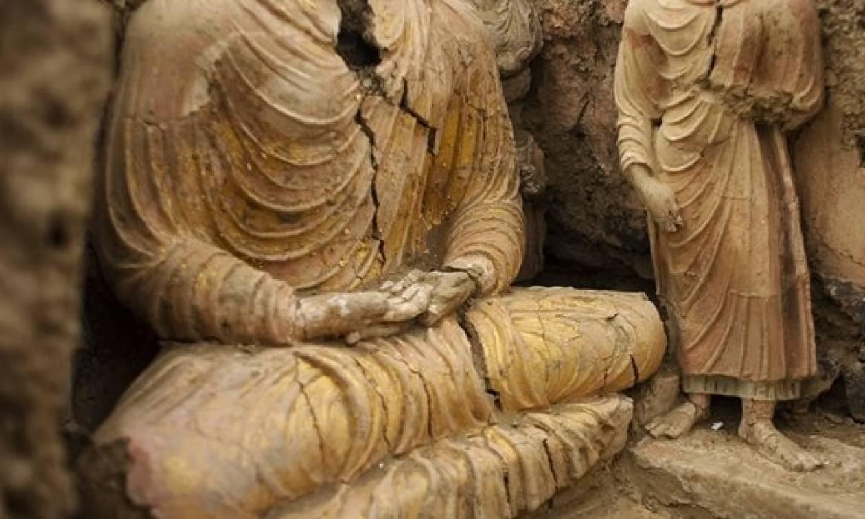 Θησαυρός από αρχαία νομίσματα ανακαλύφθηκε στην Κίνα