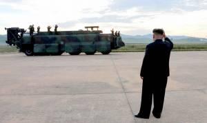 Βόρεια Κορέα: Έχουμε πυρηνικά όπλα και θα απαντήσουμε «οφθαλμόν αντί οφθαλμού»