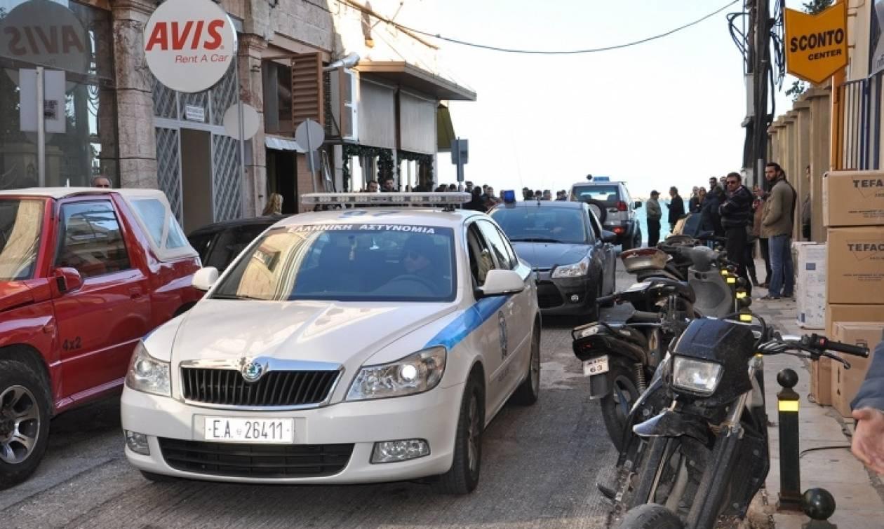 Χίος: Σύλληψη αστυνομικού για ντελίβερι ναρκωτικών ουσιών