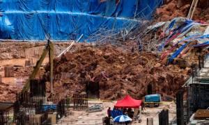 Τραγωδία στη Μαλαισία: Τρεις νεκροί και 11 αγνοούμενοι σε εργοτάξιο