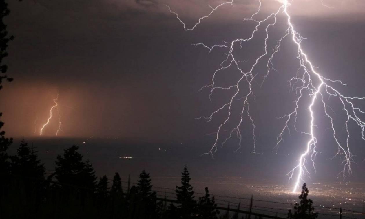 ΠΡΟΣΟΧΗ: Ραγδαία επιδείνωση του καιρού - Πού θα «χτυπήσει» η κακοκαιρία