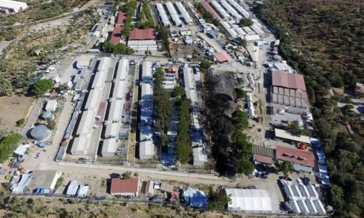 Μυτιλήνη: Νέα κινητοποίηση στον καταυλισμό της Μόριας