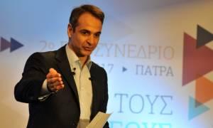 Μητσοτάκης: Θα καταργήσουμε τον εκτρωματικό νόμο Φίλη, Μπαλτά, Γαβρόγλου