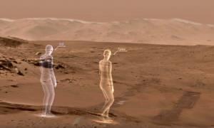 Θες να περπατήσεις στον πλανήτη Άρη; Η NASA σου δίνει τη δυνατότητα! (vid)