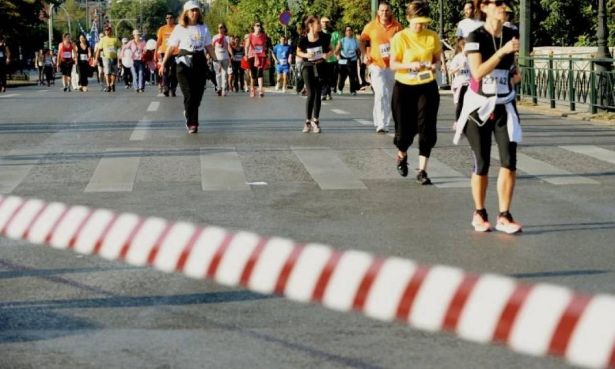 31ος Γύρος Αθήνας: Ποιοι δρόμοι θα είναι κλειστοί στο κέντρο της πόλης