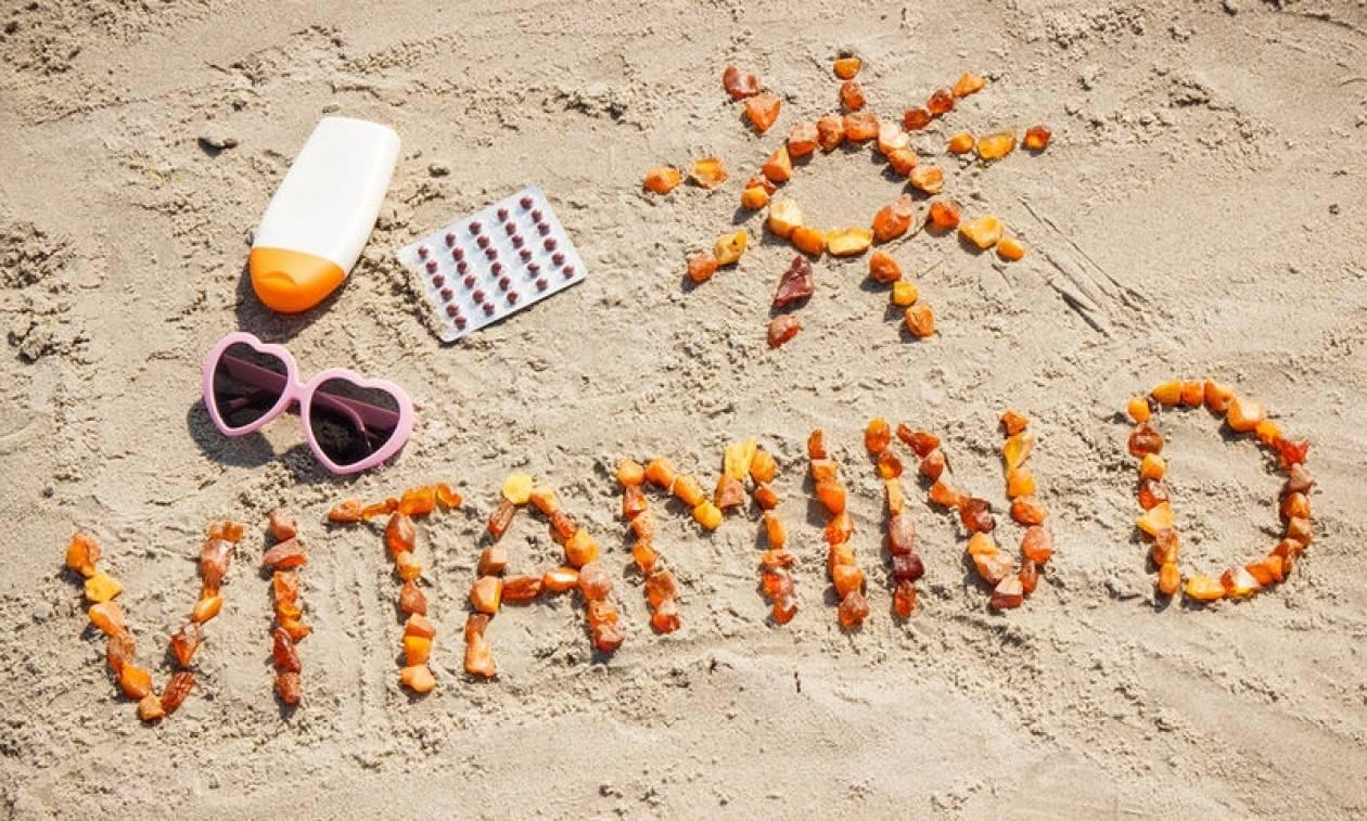 Γιατί το 50% του ελληνικού πληθυσμού έχει ανεπάρκεια βιταμίνης D