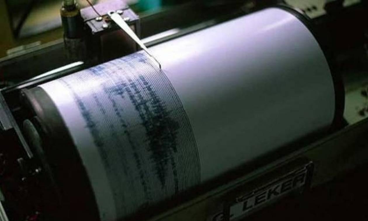 Σεισμός κοντά στη Σκιάθο