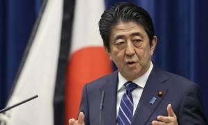 Στις κάλπες οι Ιάπωνες: Φαβορί ο πρωθυπουργός Σίνζο Άμπε