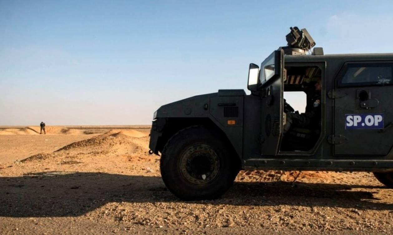 Αίγυπτος: Δεκάδες νεκροί σε συγκρούσεις αστυνομικών με ισλαμιστές αντάρτες