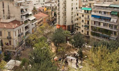 Κινέζος επενδυτής αγόρασε 100 σπίτια στα Εξάρχεια