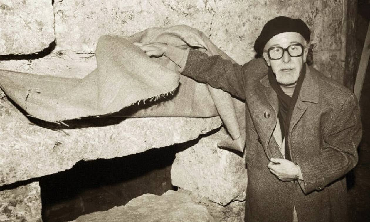 Σαν σήμερα το 1919 γεννήθηκε ο αρχαιολόγος Μανόλης Ανδρόνικος