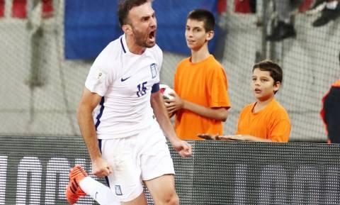 Σοκ στην Εθνική με Τοροσίδη εν όψει Κροατίας!