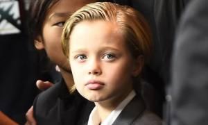 Shiloh Jolie - Pitt: Οι φωτογραφίες που αποδεικνύουν ότι είναι ολόιδια ο μπαμπάς της