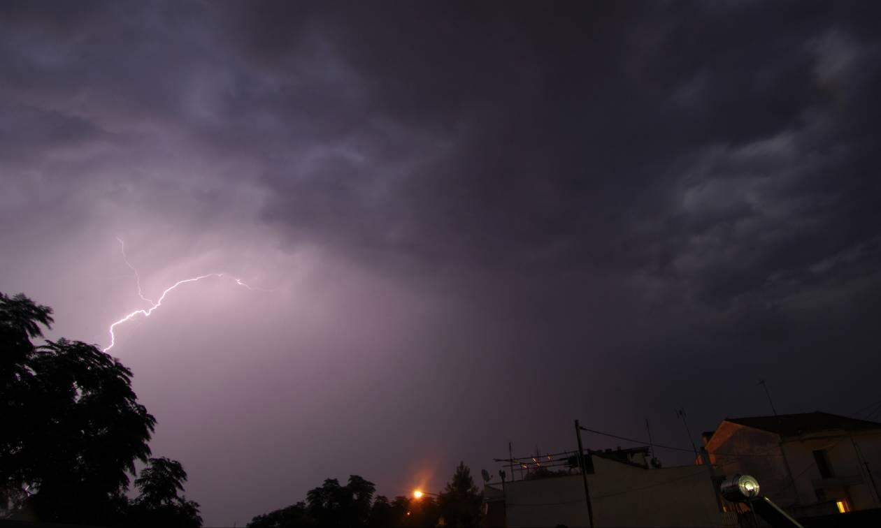 Δαίδαλος: Ραγδαία επιδείνωση του καιρού - Ποιες περιοχές «κινδυνεύουν»
