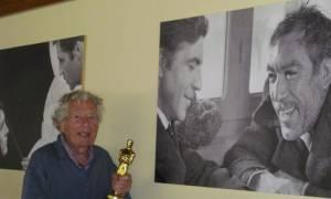 Θλίψη: Πέθανε ο οσκαρικός φωτογράφος του «Ζορμπά», Γουόλτερ Λάσαλι