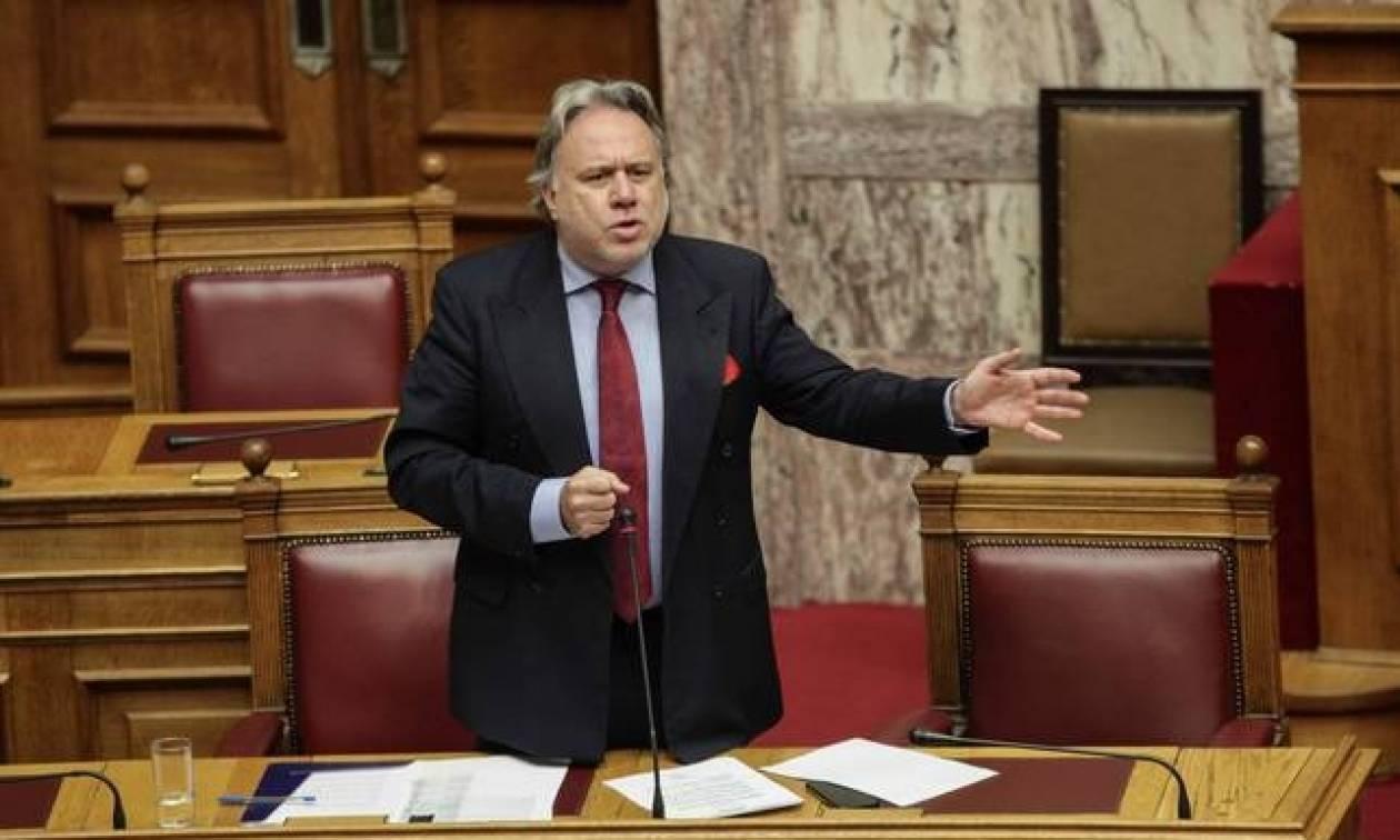 Kατρούγκαλος: Αισχρό ψέμα ότι ο νόμος μου διευκόλυνε την καταβολή αναδρομικών σε πρώην βουλευτές