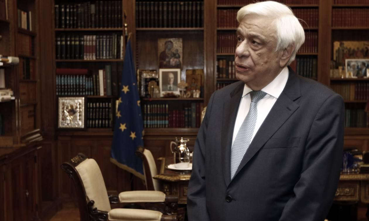 Προκόπης Παυλόπουλος: Αντίθετος με τη διεκδίκηση των αναδρομικών από τους πρώην βουλευτές