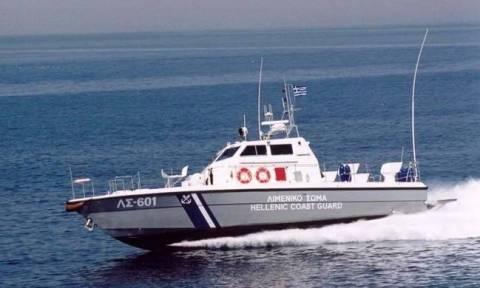 Freighter runs aground in the Gulf of Igoumenitsa