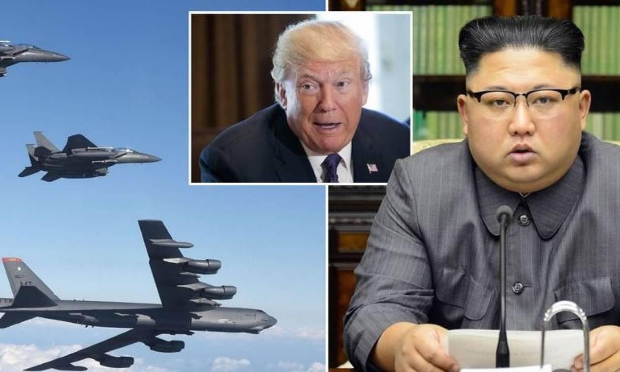 Ραγδαίες εξελίξεις: Οι ΗΠΑ ετοιμάζονται να θέσουν σε 24ωρη ετοιμότητα τα βομβαρδιστικά Β-52
