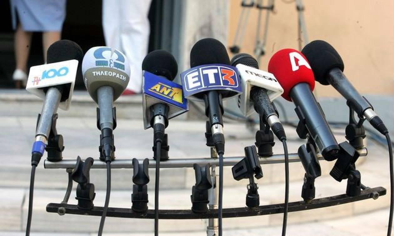 Απεργία όλων των ΜΜΕ από Τρίτη μέχρι Πέμπτη πρωί
