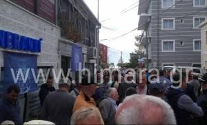 «Καζάνι» που βράζει η Χιμάρα: Έντονες διαμαρτυρίες των ομογενών για τις κατεδαφίσεις