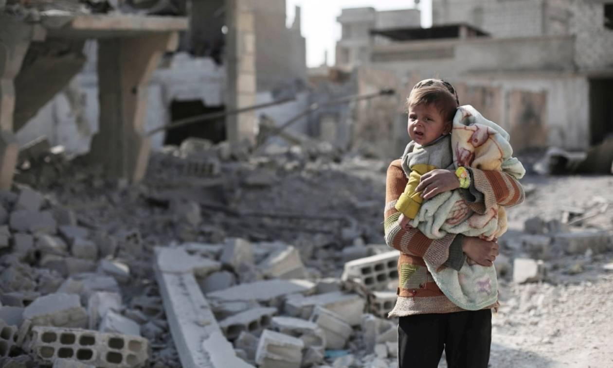 Κραυγή αγωνίας από την Unicef: 1.100 παιδιά πεθαίνουν από την πείνα στη Συρία