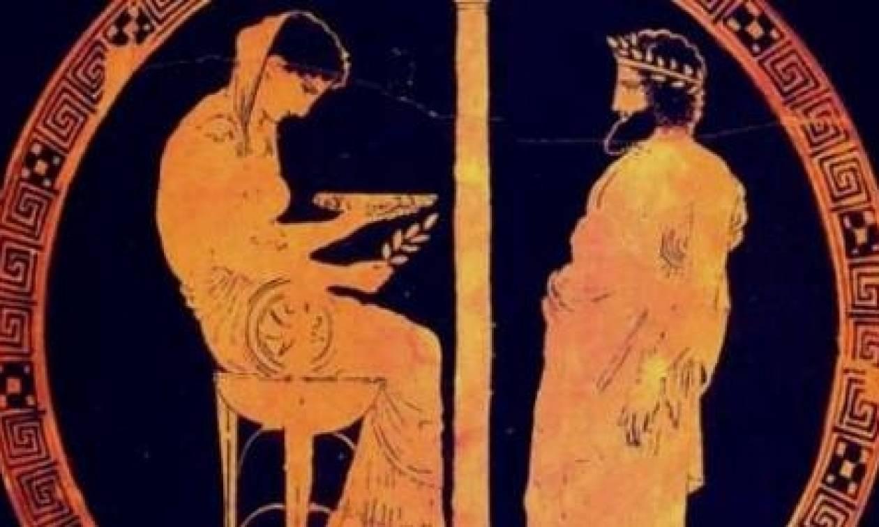 Ανατριχίλα: Ο χρησμός της Πυθίας για το μέλλον της Ελλάδας