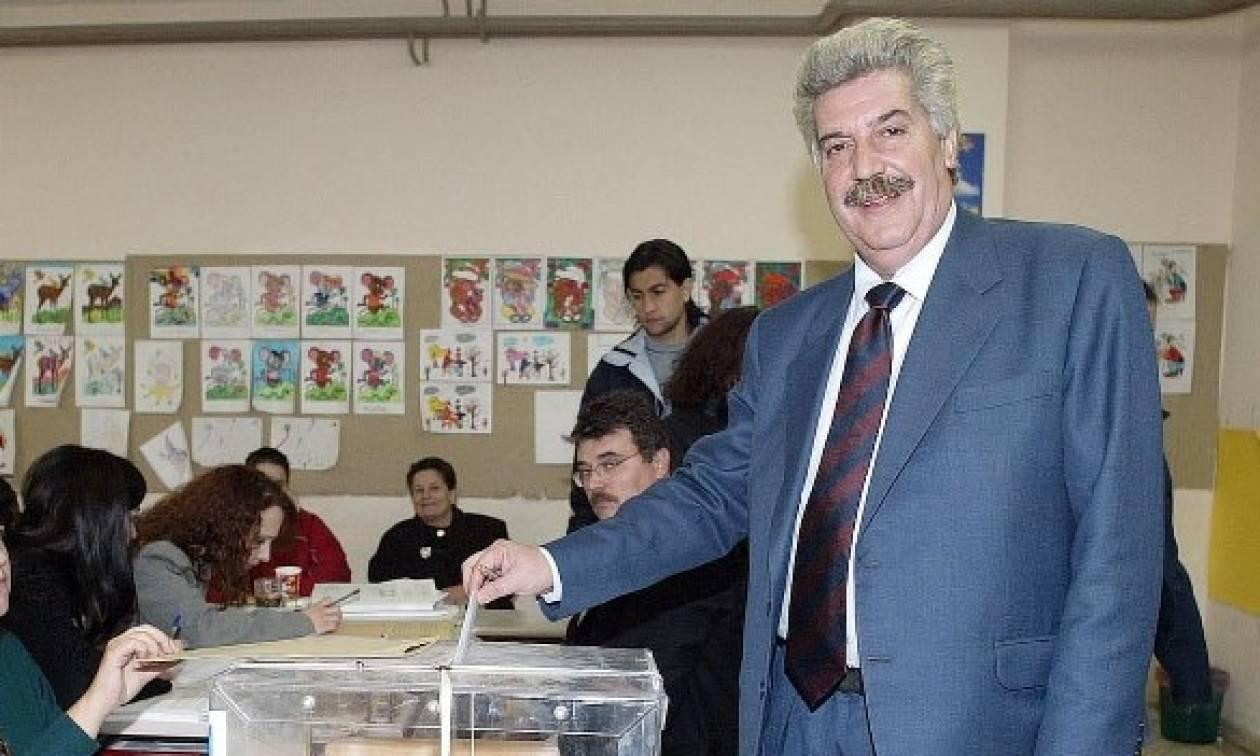 Πέθανε ο πρώην βουλευτής του ΠΑΣΟΚ, Σταύρος Βρέντζος