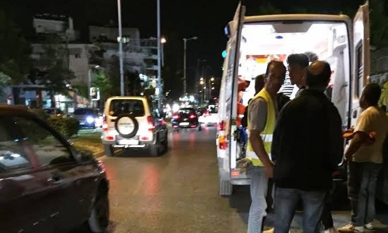 Το ατύχημα που πάγωσε Σεφερλή και Ντάνο χθες 23/10/2017 - Αποκλειστικές εικόνες