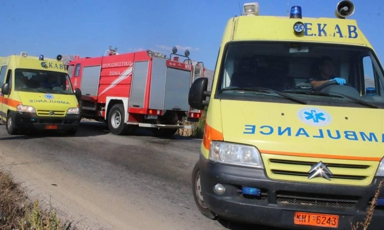 Τραγωδία στην Αμαλιάδα - Ηλικιωμένη βρήκε φρικτό θάνατο κάτω από τις ρόδες βυτιοφόρου (pics)
