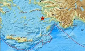Σεισμός «ταρακούνησε» την Κω