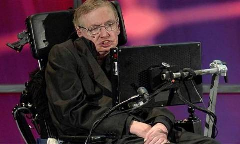 Stephen Hawking's PhD thesis posted online, crashes Cambridge website