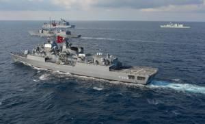 Πλέει προς την Κύπρο ο τουρκικός στόλος: Ανοίγει πυρ νότια του της Μεγαλονήσου