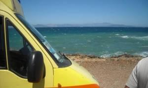 Ηράκλειο: Τραγικό τέλος στην αναζήτηση μιας γυναίκας - Εγκλωβίστηκε σε βράχια και πέθανε