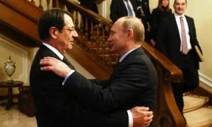Βλαντιμίρ Πούτιν: Όχι έτοιμες συνταγές - Να βρεθεί δίκαιη λύση στο Κυπριακό χωρίς έξωθεν πιέσεις